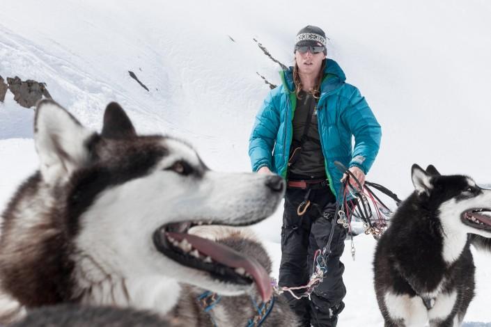 Husky Glacier Conquer...