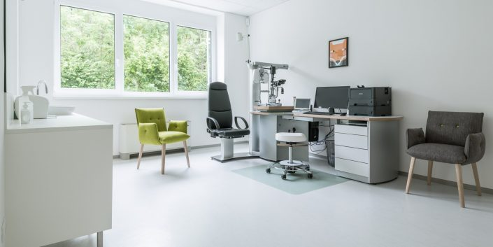 Eye Specialist - Dr. Beate Langner Wegscheider
