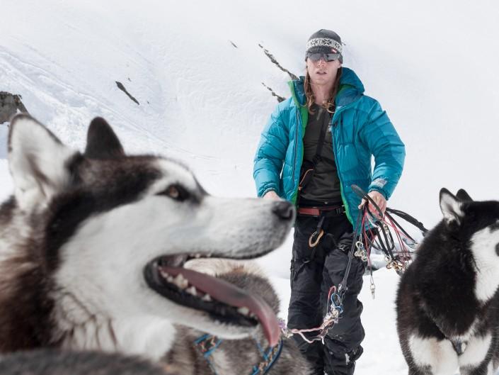Husky Glacier Conquer…